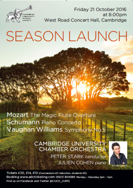 CUCO Season Launch