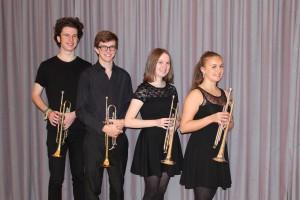 CU Trumpet Ensemble