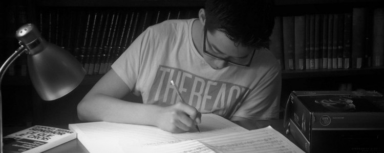 CUMS Composer in Residence 2014-2015 Alex Tay